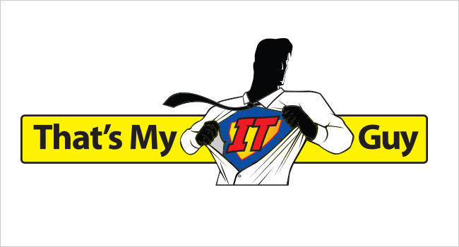 That's My IT Guy Logo